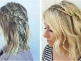 Braided Hairstyles for Shoulder Length Hair 17 Chic Braided Hairstyles for Medium Length Hair