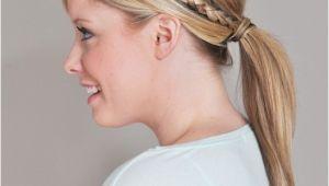 Braided Hairstyles In A Ponytail top 20 Braided Hairstyles Tutorials Pretty Designs