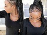 Braided Pigtail Hairstyles 23 Renewed Goddess Braids Ponytail Hairstyles
