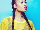 Braided Pigtail Hairstyles Cute I Wish someone Could Do Mine Like This Cornrow