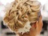 Braided Updo Hairstyles for Weddings 20 Glamorous Wedding Updos 2017 Romantic Wedding