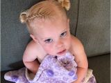 Braiding Hairstyles for Babies 20 Super Sweet Baby Girl Hairstyles