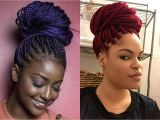Braids with Buns Hairstyle Box Braids Bun Hairstyles You Will Swear with