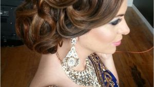 Bridal Hairstyles for Indian Weddings 16 Glamorous Indian Wedding Hairstyles Pretty Designs
