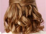 Bridal Hairstyles Half Up Medium Length Image Result for Mother Of the Bride Hairstyles Half Up Medium