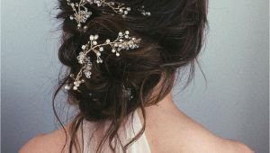 Bridesmaid Hairstyles Buns Messy Bun Wedding Updos Pair fort and Style