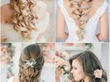 Bridesmaid Hairstyles Down Curls Wedding Hairstyles Half Up Half Down with Braid 21 Unique Half Up
