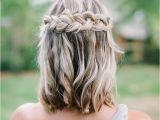 Bridesmaid Hairstyles Half Up Medium Length Beautiful Easy Going Wedding H A R E Pinterest