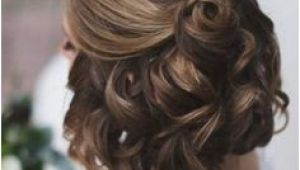 Bridesmaid Hairstyles Half Up Short Hair Wedding Hairstyles for Short Hair Half Up Half Down