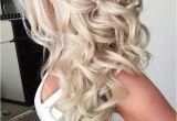 Bridesmaid Hairstyles Long Hair Down 42 Half Up Half Down Wedding Hairstyles Ideas Wedding
