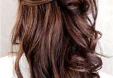 Bridesmaid Hairstyles Long Hair Down 55 Stunning Half Up Half Down Hairstyles Prom Hair