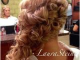 Bridesmaid Hairstyles Side Curls 206 Best Side Swept Romantic Updos Images