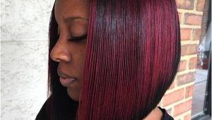 Burgundy Bob Haircut 6 Chicest Bob Hairstyles for Black Women
