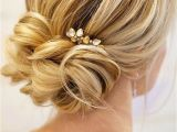 Chignon Hairstyles for Weddings 46 Best Ideas for Hairstyles for Thin Hair