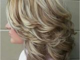 Chin Length Feathered Hairstyles 50 Cute Easy Hairstyles for Medium Length Hair