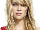 Chin Length Hairstyles with Bangs 2013 Hairstyles for Girls Bangs Hairstyles Layered Pinterest