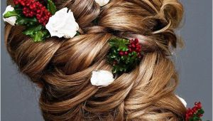 Christmas Wedding Hairstyles 20 Cute Christmas Hairstyles Ideas 2018 Try On This