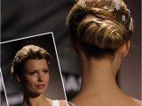 Classic Chignon Wedding Hairstyles Classic Chignon Wedding Hairstyle Pronovias