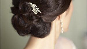 Classic Chignon Wedding Hairstyles Wedding Hair Inspiration & Tutorials the Classic Chignon