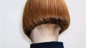 Clippered Nape Bob Haircuts Bob Haircut with Clippered Nape Haircuts Models Ideas