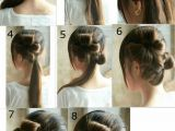 Cool Easy Hairstyles Step by Step Home Ing Hairstyles Step by Step