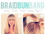 Cool Easy Hairstyles Step by Step Super Easy Step by Step Hairstyle Ideas Fashionsy