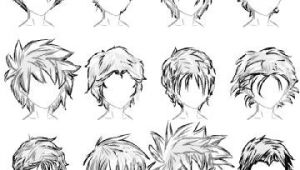 Cool Hairstyles Anime 20 Male Hairstyles by Lazycatsleepsdaily On Deviantart