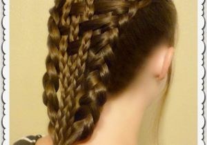 Cool Hairstyles Easy to Do Cute Cute and Easy Little Girl Hairstyles
