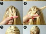 Cool Hairstyles for A School Dance Trenza Let S Twisted Pinterest