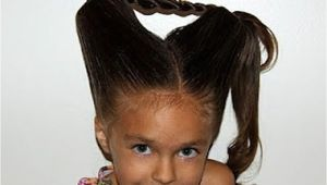 Crazy and Easy Hairstyles Crazy Hair Day Babes In Hairland