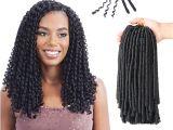 Crochet Hairstyles Dreads soft Dreadlocks Crochet Braids 14 Inches Synthetic Braiding Hair 30