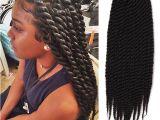 Crochet Hairstyles In Ponytails 2x Havana Mambo Twist Braiding Hair Havana Twist Crochet Braids