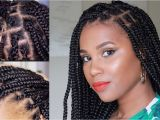 Crochet Hairstyles In Ponytails Jumbo Box Braids Kanekalon Braiding Hair Goddess Locs Crochet Hair