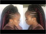 Crochet Hairstyles Mohawk How to Crochet Havana Mambo Twist with Faux Tapered Sides