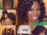 Crochet Hairstyles without Cornrows Kira Naco Purplemy New Favorite Color for the Fall Winter Here I