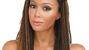 Crochet Kanekalon Hairstyles Bobbi Boss Kanekalon Crochet Braids Senegal Twist