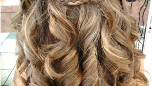 Curls Hairstyles with Braids for Prom Prom Hairstyles Braid