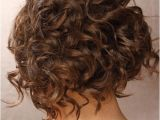 Curly Graduated Bob Hairstyles Of Short Curly Hair