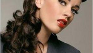 Curly Hair Vintage Hairstyles 120 Best Vintage Curly Hair Images