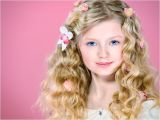 Curly Hairstyles for Little Girl Cute 13 Little Girl Hairstyles for School