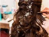 Curly Hairstyles Pulled Back ashely Wore Her Hair Pulled Half Back In Loose Romantic Curls