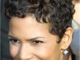 Curly Hairstyles Pulled Up 14 Awesome Afro American Short Curly Hairstyles