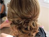 Curly Loose Bun Hairstyles Side Updos that are In Trend 40 Best Bun Hairstyles for 2018