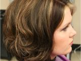 Curly Stacked Bob Haircut 30 Curly Bob Hairstyles which Look Tremendously Well