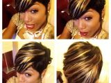 Cute 27 Piece Weave Hairstyles 27 Piece Quick Weave Short Hairstyle