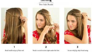 Cute 5 Second Hairstyles Hairstyles for School Girl Elegant Cute Easy Hairstyles for Medium