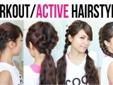 Cute and Easy Hairstyles for School for Medium Length Hair Cute & Easy Back to School Gym Hairstyles for Medium to