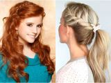 Cute and Easy Hairstyles for School for Medium Length Hair Cute Hairstyles for School Hairstyle Archives