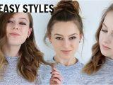 Cute and Easy Hairstyles for School for Medium Length Hair Medium Length Hair Quick Hairstyles for School Medium