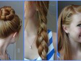 Cute and Fast Hairstyles for School so Quick Easy Cute Hairstyles for School Girls New